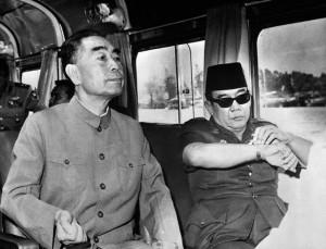 Sukarno in Kairo