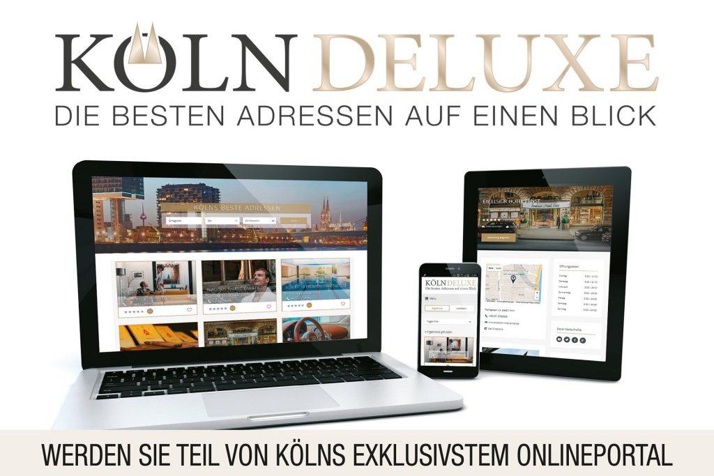 Werben Sie regional. Finden Sie Ihre exklusive Adresse in Köln. © Koeln-Deluxe / Paul Schütte
